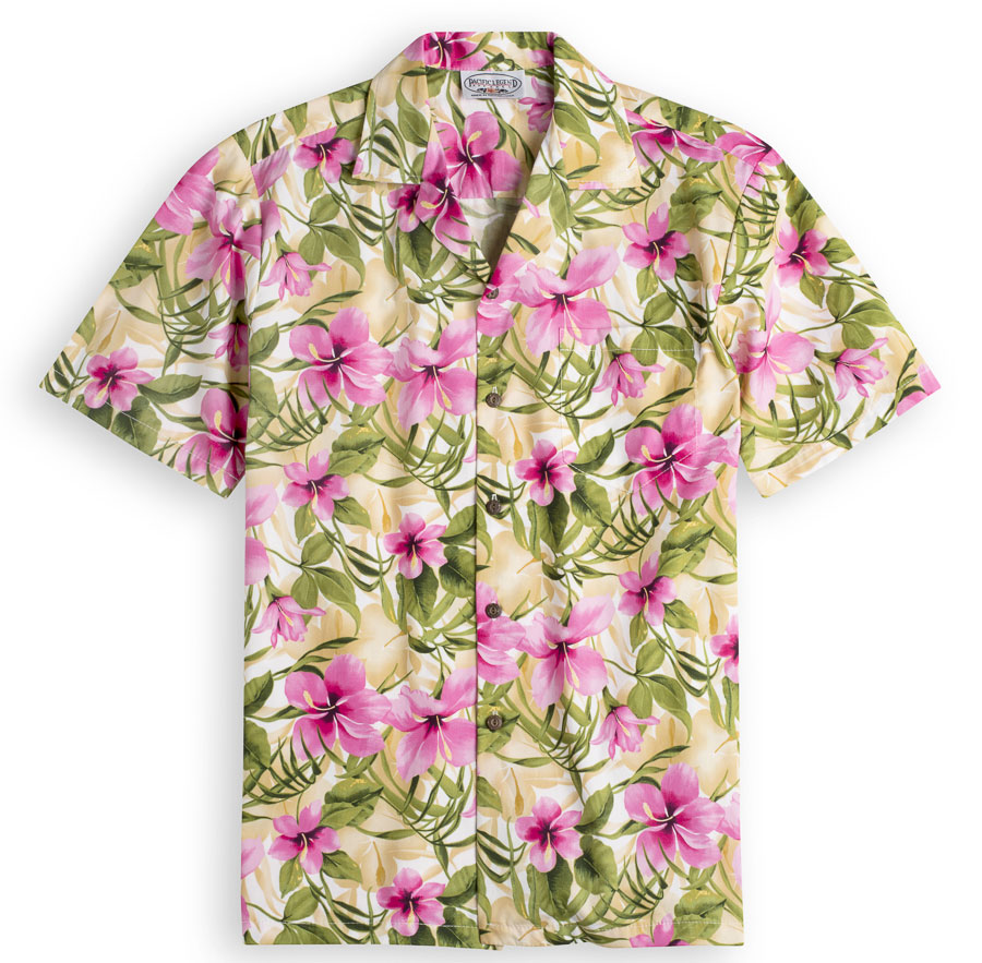 Hawaiian Storm Mens Hawiian Shirt 100% cotton