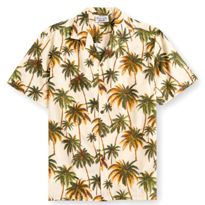 PLS235-Palm-Trees Hawaiian Shirt