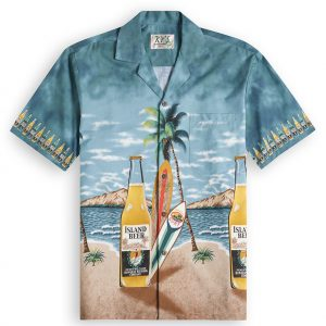 Island Beer Hawaiian Shirts at The Hawaiian Shirt Shop, UK