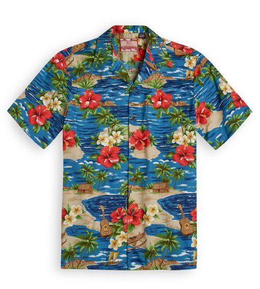 RJC604 Uke Shanty from the Hawaiian Shirt Shop UK