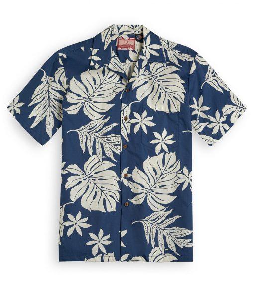 RJC607 Tropical Palm from the Hawaiian Shirt Shop UK