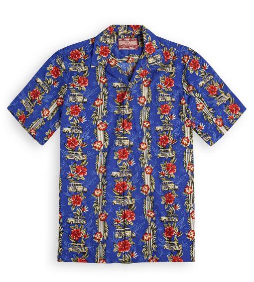 RJC608 Woodie Street from the Hawaiian Shirt Shop UK