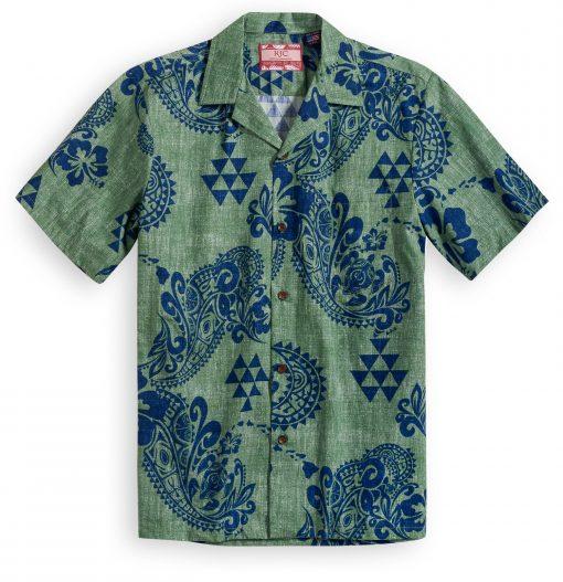 RJC611 Island Tatau Hawaiian Shirt