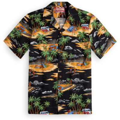 RJC618 Aloha Beach Hawaiian Shirt