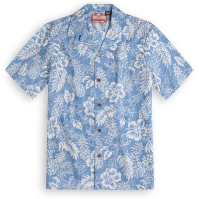 RJC620 Wahiawa Hawaiian Shirt