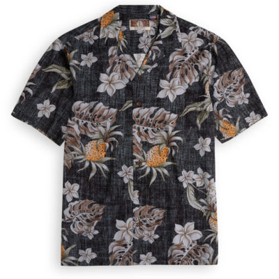 RJC708 The Gainsborough Hawaiian Shirt