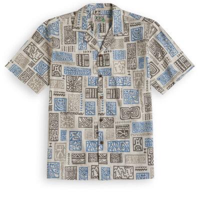 KYS332 Sumatra Kula Hawiian Shirt